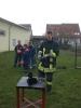 Ausbildung Löschen eines Fettbrandes und der Umgang mit einem Feuerlöscher