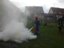 27.03.2009 Ausbildung :: Ausbildung Löschen eines Fettbrandes und der Umgang mit einem Feuerlöscher